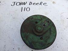 VARIABLE DRIVE PULLEY- JOHN  DEERE 110 Round Fender Vintage