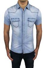 camicia di jeans uomo in vendita | eBay