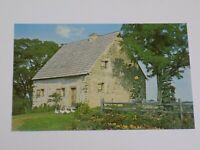 Lancaster Pennsylvania Postcard Vintage Color Hans Herr House National Register