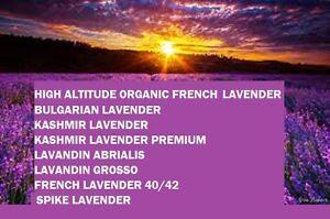 Lavender Essential Oil 10ml size