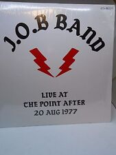 JOB BAND - Live At The Point After 20 August 1977 - Vinyl (LP) HG078 BB 13