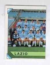 figurina CALCIATORI PANINI 1993/94 NUMERO 135 LAZIO SQUADRA