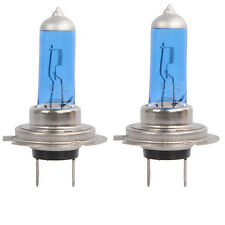 HOTSYSTEM 2x H7 6000K Xenon Gas Halogen Headlight White Light Lamp Bulbs 55W 12V