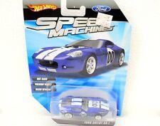 Mattel Hot Wheels Speed Machines Ford Shelby GR-1