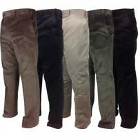 """CARABOU MENS THICK CORDS /CORDUROY TROUSERS W 32"""" to 56"""" L 27"""" 29"""" 31"""" 33"""" BNWT"""