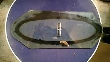 1977 1978 1979 Lincoln Mark V five 5 Opera window glass OEM CRACKED