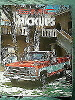 GMC Pickups brochure 1975