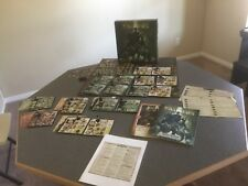 Fantasy Flight Tannhauser Board Game Union Reich Troop Expansion Revised Edition