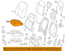 Mercedes MERCEDES-BENZ OEM Front Seat-Cushion Bottom Cover Left 16691039178P26