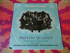 ♫♫♫ Schubert - String Quartets - Smetana Quartet Supraphon blue / gold label ♫♫♫