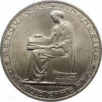 1953 PORTUGAL 25 Years Financial Reform Proof Silver 20 Escudos Coin i38054