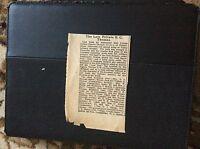 c2-1 ephemera 1917 ww1 sydney thomas d c l i falmouth brigade killed france