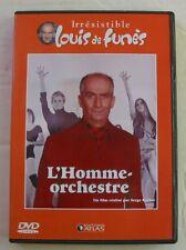 DVD L'HOMME ORCHESTRE - Louis DE FUNES / Olivier DE FUNES