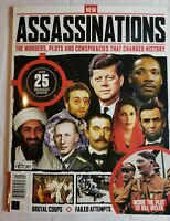 All About History ASSASSINATIONS 2020~ Murders Plots & Conspiracies