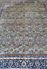 8x10 FT Antique Handmade Perssian 100% Wool Rug.