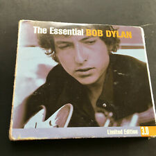 3 CD set Bob Dylan The ESSENTIAL Limited Edition 3.0 Used CD
