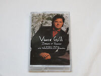Vince Gill Breath of Heaven Christmas Collection 1998 MCA Records Cassette Tape