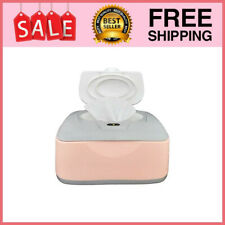 Baby Wet Wipes Warmer, Dispenser, Holder and Case