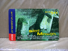 DiGi Prepaid Plus - Silent Messages - Easter Island