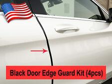 4PCS BLACK Door Edge Scratch Protector Guard Trim Molding 2003- 2018KiaModels