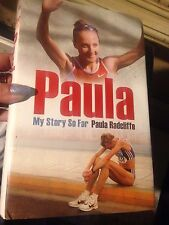 Paula Radcliffe. Autobiography. 2004 .first ed. Signed by Paula. with photo