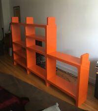 KARTELL Olaf-Von-Bohr Shelving Space-Age Storage Shelves Mid-Century-Modern