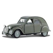Véhicules miniatures gris Maisto pour Citroën