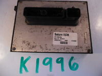 2003 03 SATURN ION USED COMPUTER BRAIN ENGINE CONTROL ECU ECM EBX MODULE K1996