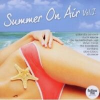 SUMMER ON AIR VOL.1 2 CD MIT CULCHA CANDELA UVM NEW+