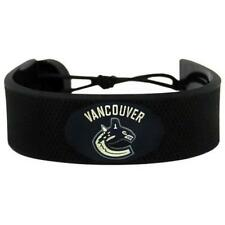 Vancouver Canucks Classic Bracelet [NEW] NHL Puck Jewelry Necklace Wrist