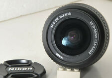 Nikon Zoom-NIKKOR 18-55mm f/3.5-5.6 G II DX SWM AF-S ED A/M Lens