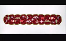 Katherine's Collection Meet Me Under the Mistletoe Table Runner 30-930194 NEW
