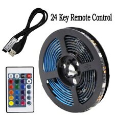 20M 5050 RGB LED Strip Lights Bar TV Back Lighting USB Key Bluetooth APP Remote