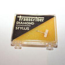 Transcriber Diamond Phonograph Stylus Needle - KST 100, Elac DMSN 100, PS-36