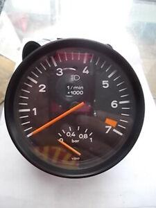 porsche Turbo 930 tachometer Porsche 93064130201