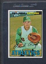 1967 Topps #129 Phil Roof Athletics EX/MT *3850
