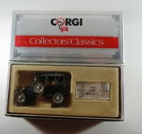 Corgi 1/43 Scale Diecast C863 - 1915 Ford Model T - Red