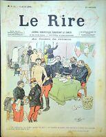Le RIRE N° 22 du 6 Avril 1895