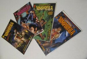 Vengeance of Vampirella lot of 4 #6 #15 #16 & #23