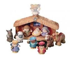 Fisher-Price J4506 Little People Christmas Story