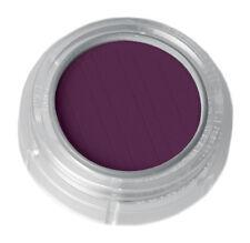 Grimas Puder Lidschatten Rouge Eyeshadow in Violett Nr.681 Matt Farbintensiv