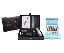 BioTouch Permanent Makeup MOSAIC Tattoo Machine & Microblading Pigment BROW KIT