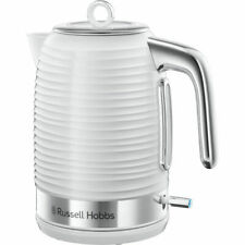Russell Hobbs 24360 Inspire Kettle Limescale Filter Rapid Boil 1.7L 3kW  White
