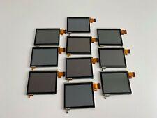 10 X Nintendo DS Lite DSL Pantalla LCD inferior inferior parte Original Negro Joblot