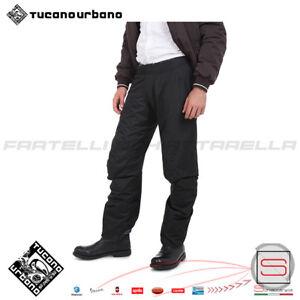 Pantalone Coprigambe Imbottito Termoscud Antipioggia Moto Tucano Urbano Takeaway