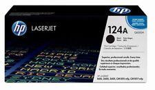 HP 124A (Q6000A) Black Original Toner Cartridge for HP Color LaserJet 2600n