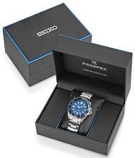 "Seiko Prospex Samurai ""BLUE LAGOON"" Men's Automatic Limited Edition Watch SRPB09"