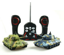 23100 Mini-Panzer Königstiger 1:72 / 27 Mhz oder 40 Mhz
