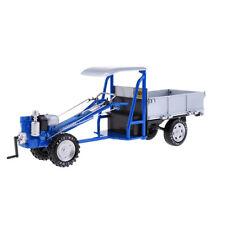 1:16 rétro alliage tracteur modèle ferme agricole véhicule tracteur de