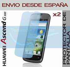 2x PROTECTOR OF SCREEN HUAWEI ASCEND G300